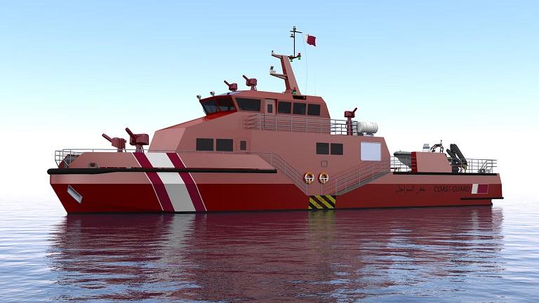 fire fighting vessels